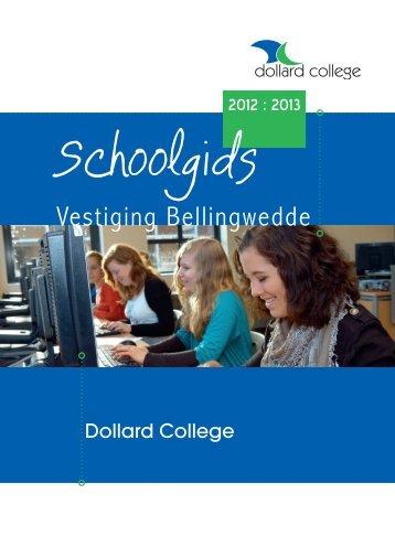 Schoolgids Bellingwedde - Dollard College