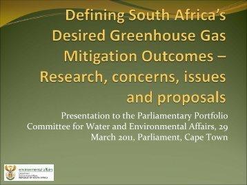 2010 - Parliamentary Monitoring Group