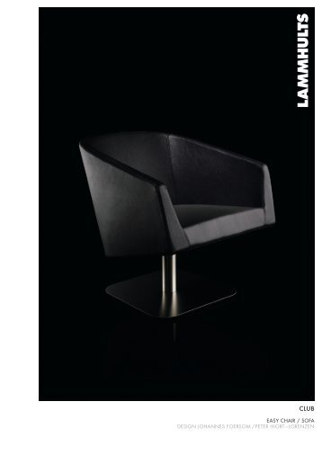 easy chair / sofa design johannes foersom / peter hiort ... - Mesmetric