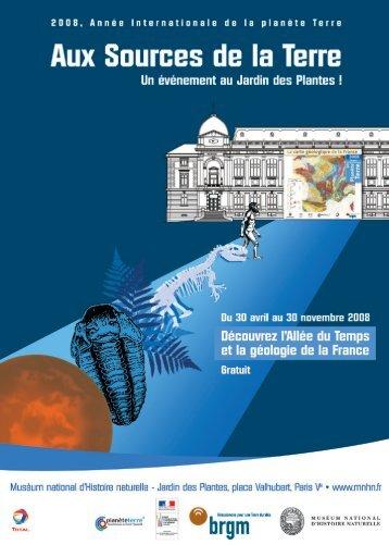 Télécharger la brochure - Le Muséum national d'Histoire naturelle