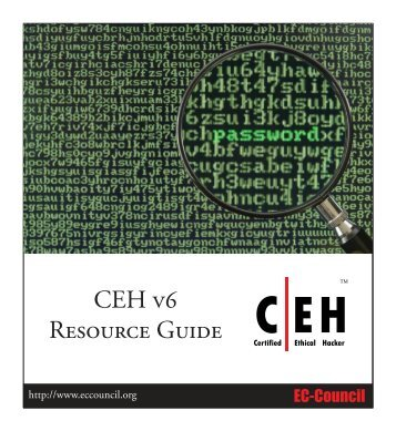 CEHv6 Resource Guide.indd - Algebra