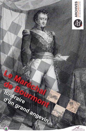 Le Maréchal de Bourmont Itinéraire d'un grand angevin