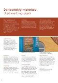 Overfladebehandling af murværk - Weber - Page 4