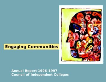 Annual Report 1996-1997 - The Council of Independent Colleges