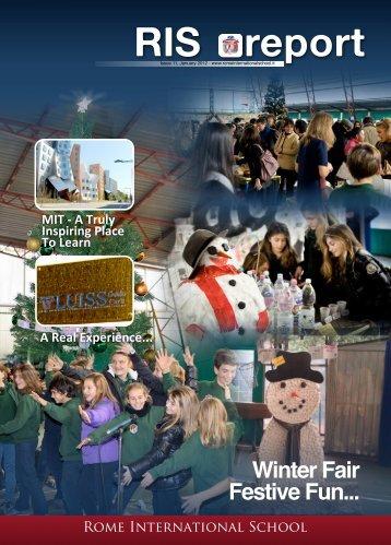 Issue 11 - Rome International School