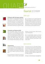 Quartal2/2009 - Deutscher Fruchthandelsverband e.V.