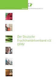 Der DFHV 09-A6-8-seitig.indd - Deutscher Fruchthandelsverband e.V.