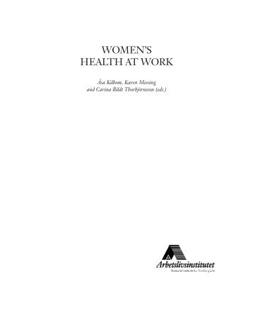 Women's Health at Work - FAS