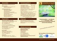 Folder als PDF (636KB) - Palliativkongress Salzburg 2006