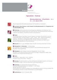 Programm - Deutscher Fruchthandelsverband e.V.