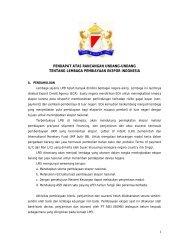 PENDAPAT ATAS RANCANGAN UNDANG ... - Kadin Indonesia