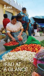 IFAD AT A GLANCE - RC Online