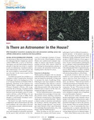 Is There an Astronomer in the House? - 3D Slicer