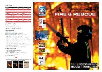 media information - Fire-Professionals.Com