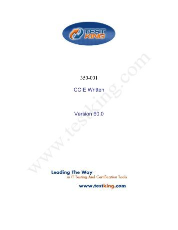 how to prepare for ccie written