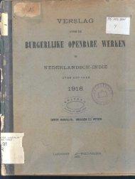 Bruggen En Wegen (Jembatan dan Jalan) - Verslag 2