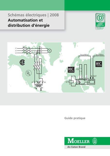 Schémas électriques 2008 - Moeller