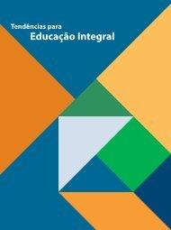 Tendências para Educação Integral - Unicef