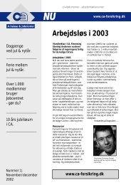 Nr. 11 November/december 2002 - CA a-kasse