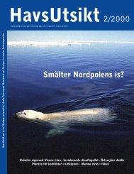 HavsUtsikt nr 2,2000 - Havet.nu