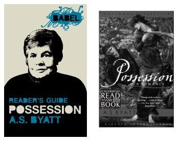 Babel_09-10_AS_Byatt.. - Just Buffalo Literary Center