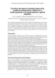 Ultrafast all-optical switching induced by nonlinear polarization ...