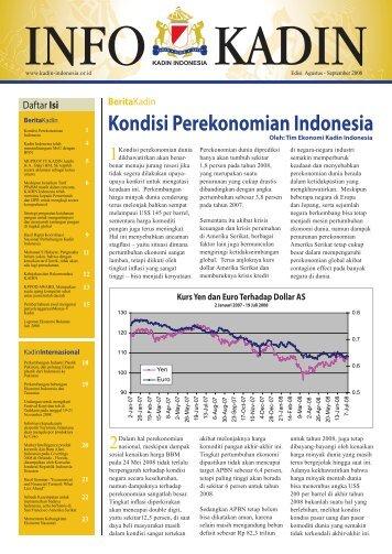 buletin kadin Juli 2008-revised.indd - Kadin Indonesia
