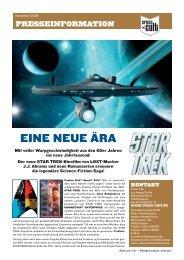 Mit voller Warpgeschwindigkeit aus den 60er ... - Star Trek Romane