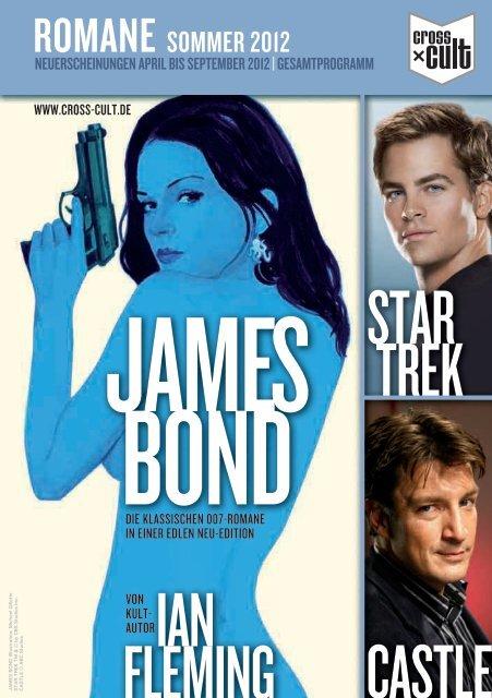ROMANE SOMMER 2012 - Star Trek Romane