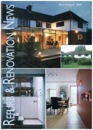 Refurb and Regeneration News Mar/Apr 2007 - Malishev Wilson ...