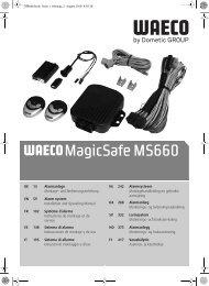 MagicSafe MS660 - Waeco