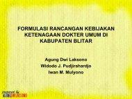 Agung dwi laksono.pdf - Kebijakan Kesehatan Indonesia
