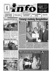 Farsangi mulatság Beregdédában - Kárpátinfo.net