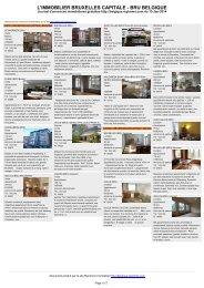 colocation Appartement ANDERLECHT en Belgique - Immobilier en ...