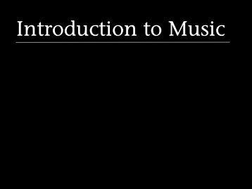 Opera in the Baroque Era; Claudio Monteverdi ... - David Friddle