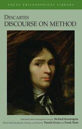 DISCOURSE ON METHOD - Focus Publishing