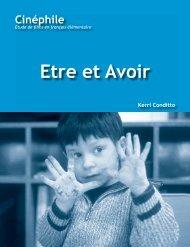 Etre et Avoir - Focus Publishing