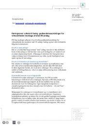 Læs hele høringssvaret - Foreningen af Rådgivende Ingeniører F.R.I.