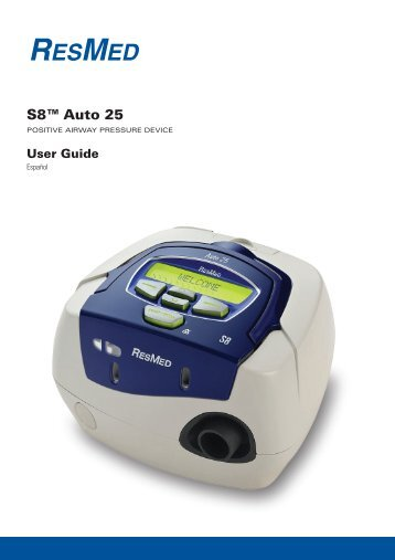 resmed s9 vpap auto clinician manual