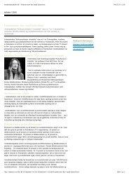 Finanskrisen har nådd kulturlivet - Norsk publikumsutvikling