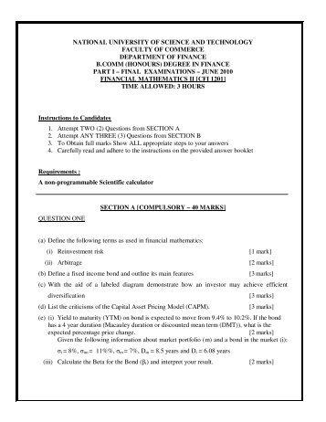 An Introduction To Mathematics Of Finance Mccutcheon Pdf