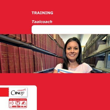 TRAINING Taalcoach