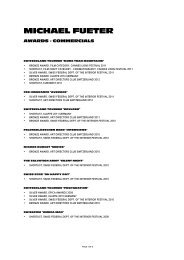 Awards Website 2012-03 A4 - Michael Fueter