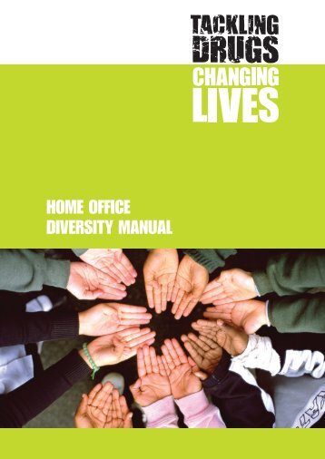 Diversity Manual - DrugScope