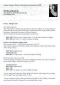 urkuteosten kokonaisesitys Helluntaibachia - Pirkkalan seurakunta - Page 2