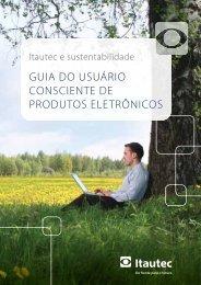 guia do usuário consciente de produtos eletrônicos - Itautec