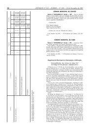 APÊNDICE N.º 143 — II SÉRIE — N.º 263 - Câmara Municipal de ...