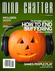 Mind Chatter #165 (October, 2006) (PDF) - Centerpoint Research ...