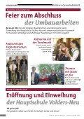 Gemeindeblatt / Sonderausgabe/2006 - Volders - Seite 2