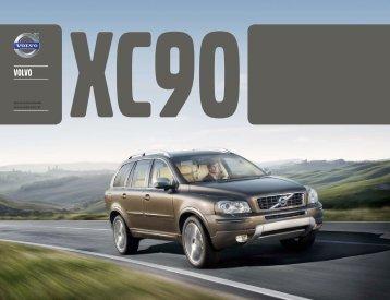 Der Volvo XC90 ist Ausdruck eines Versprechens.